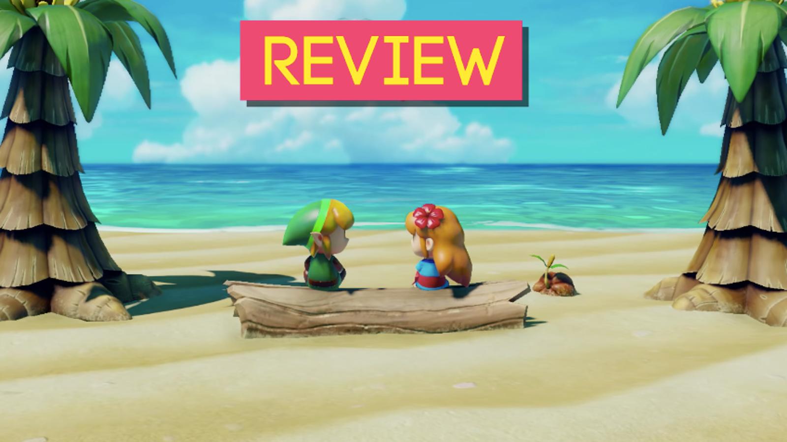 The Legend of Zelda: Link's Awakening: The Kotaku Review
