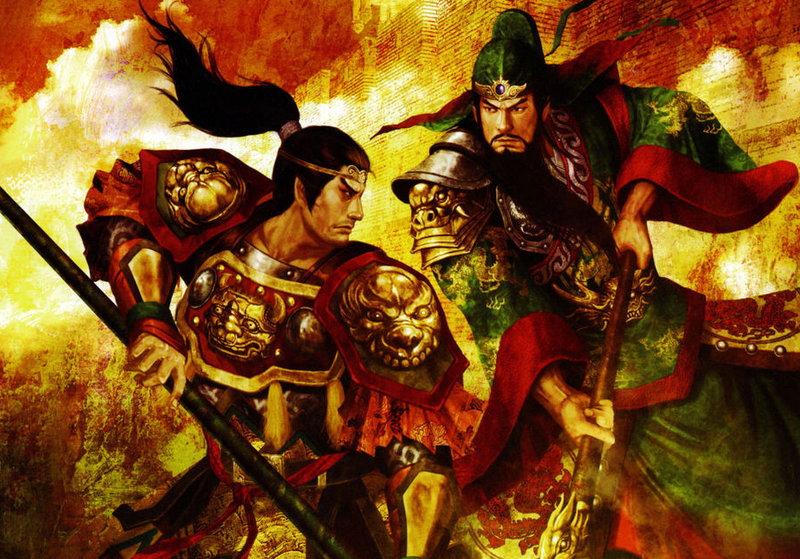 Image via the Dynasty Warriors 4 Wiki