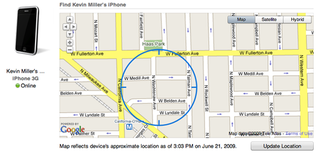 Illustration for article titled Find My iPhone Saved My Phone From a Thief