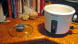Illustration for article titled Repurpose a Rice Cooker as a Humidifier