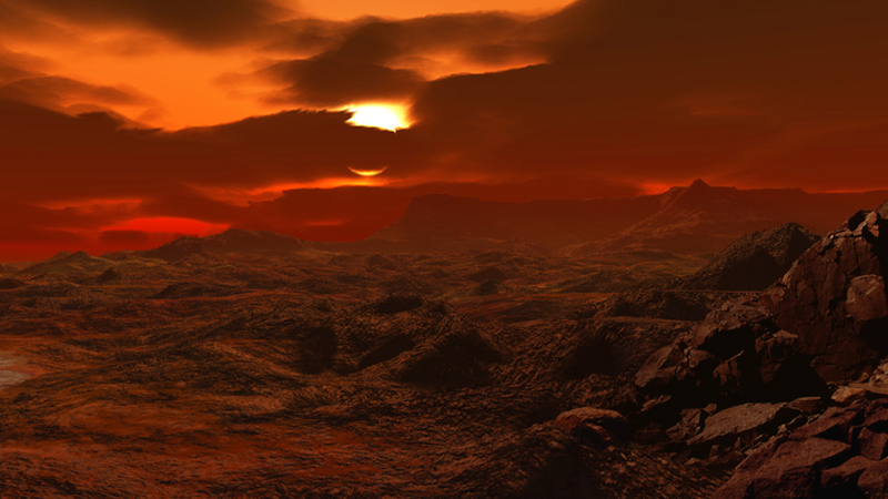 Illustration for article titled Earth will turn into a Venus-like hell earlier than previously thought