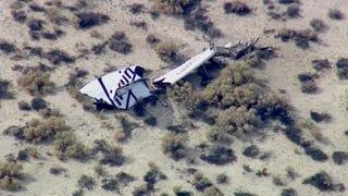 Illustration for article titled Lezuhant a SpaceShipTwo amerikai űrhajó, az egyik pilóta meghalt