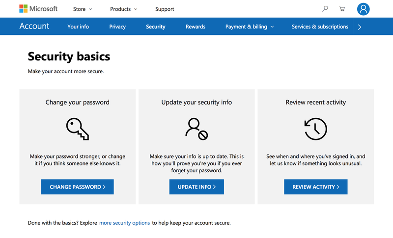 How to Set Up Two-Step Authentication on Your Microsoft Account