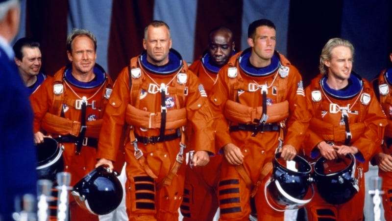 Image result for armageddon movie
