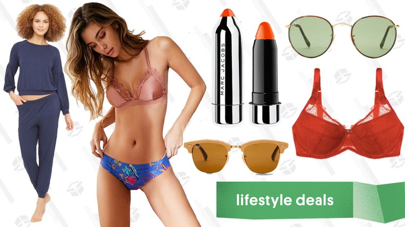 Illustration for article titled Friday's Best Lifestyle Deals: Journelle, Marc Jacobs Beauty, Ray-Ban, and More