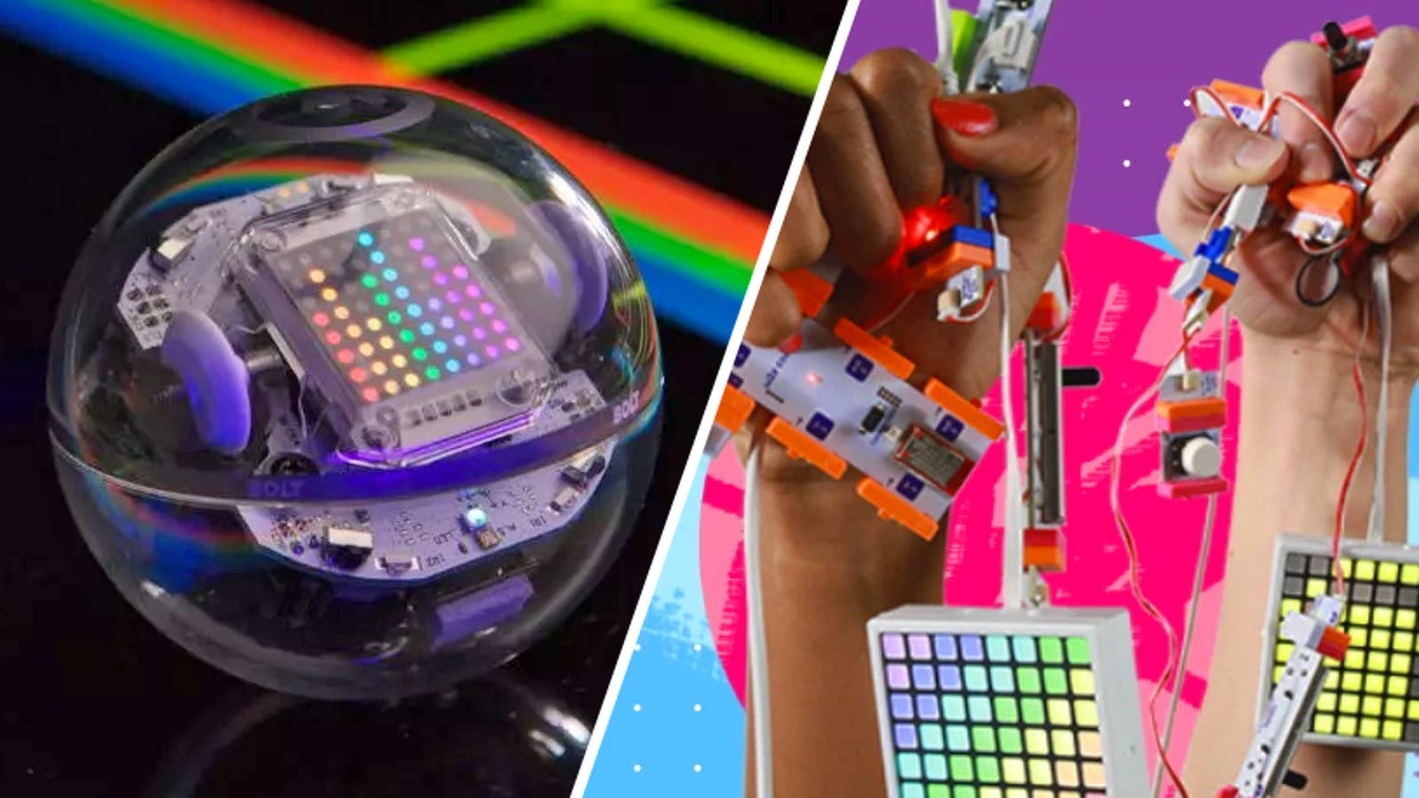 Sphero Just Bought littleBits to Become One of the Largest Makers of Educational Toys