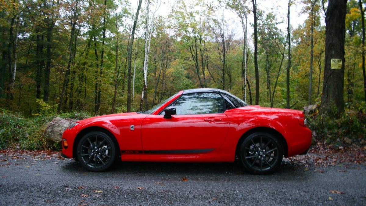 2014 Mazda Mx 5 Miata Club Edition The Jalopnik Review