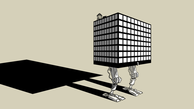 Illustration for article titled How Much Longer Before Companies Start To Run Themselves?