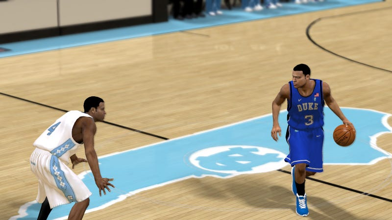 Illustration for article titled Mod Resurrects March Madness in NBA 2K11