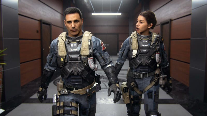 Illustration for article titled Activision Says Call of Duty: Infinite Warfare 'Didn't Resonate' With Fans