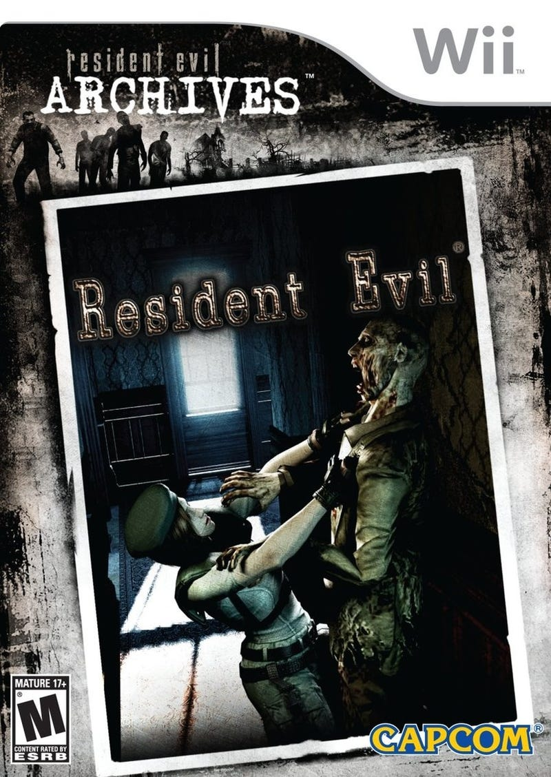 Illustration for article titled Resident Evil Archives Preview: Survival Frustration
