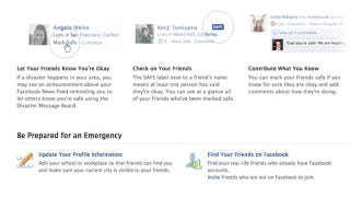 Illustration for article titled Facebook Will Prove You're Alive During the Next Disaster