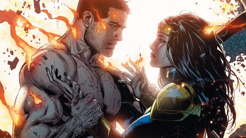Welp, Superman Samo Dampinški Wonder Woman-1827
