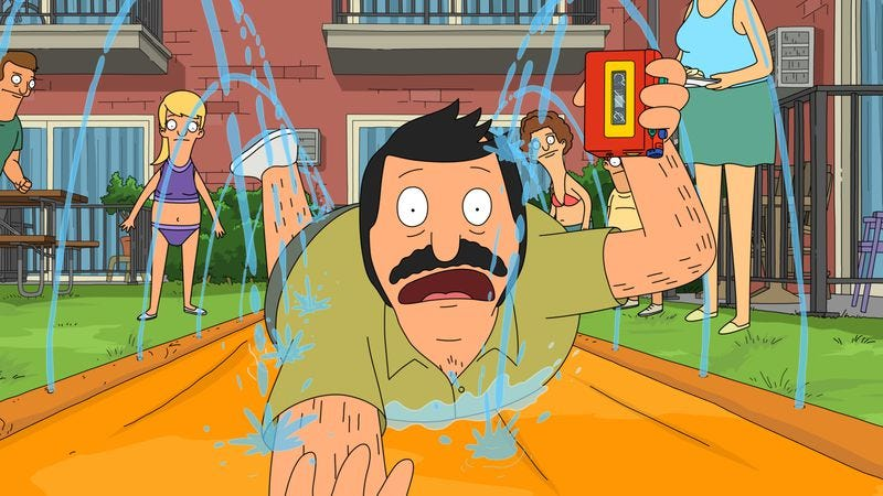 Illustration for article titled Bob's Burgers puts the sting back into horsemeat