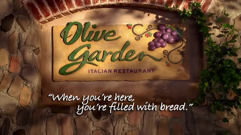 Olive Garden 39 S Breadstick Sandwiches Come With Unlimited Breadsticks