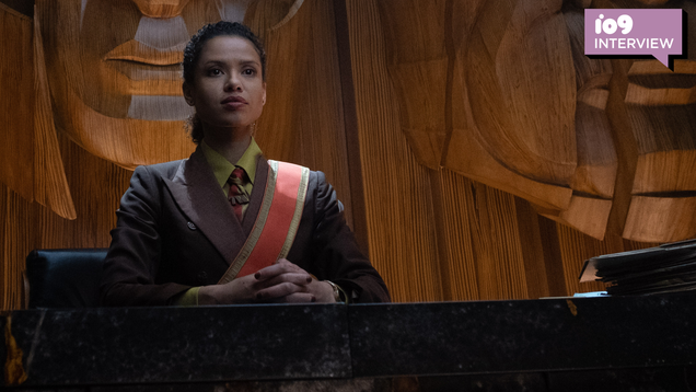 Loki s Gugu Mbatha-Raw Dives Into Her Mysterious Marvel Time Judge