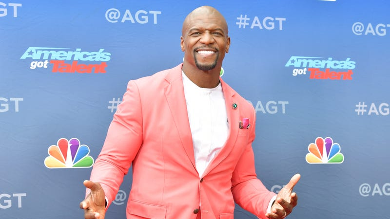 Terry Crews attends NBC's 'America's Got Talent' Season 14 Kick-Off on March 11, 2019 in Pasadena, California.