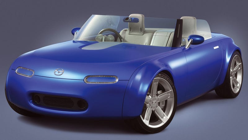 Illustration for article titled The 2015 Mazda Miata Could Go Lighter, Get SkyActiv, Be More Oval-y
