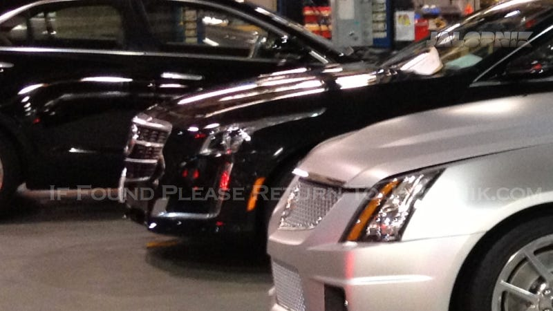 Illustration for article titled 2014 Cadillac CTS: This Is It