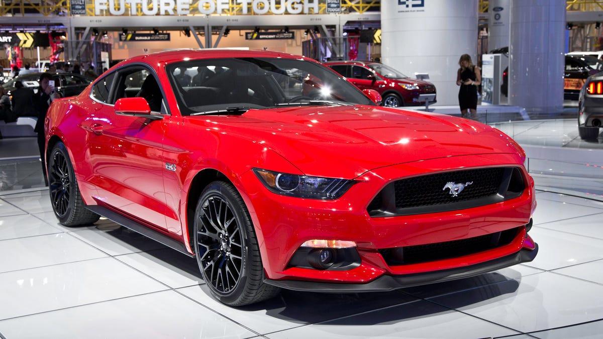 2015 Mustang Colors >> 2015 Mustang Best Favorite Color
