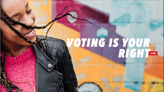 Vote for Your America Digital Election GuideUnivision