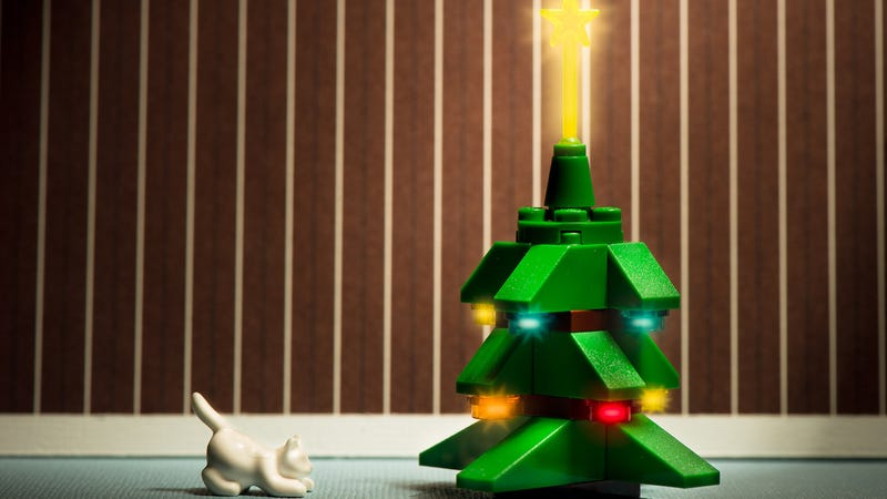 Illustration for article titled Your Next Real Christmas Tree Might Have a Wacky New Color or Scent