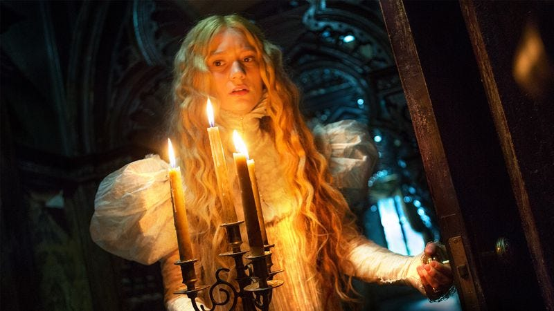 Illustration for article titled Chicago, see Guillermo Del Toro's Crimson Peak early and for free