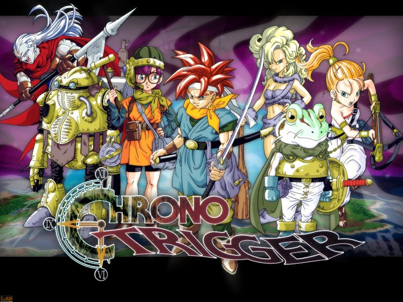 Illustration for article titled Chrono Trigger: Why did I wait this long to play this?!