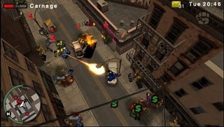 Illustration for article titled Grand Theft Auto: Chinatown Wars Coming To iPhone In Fall