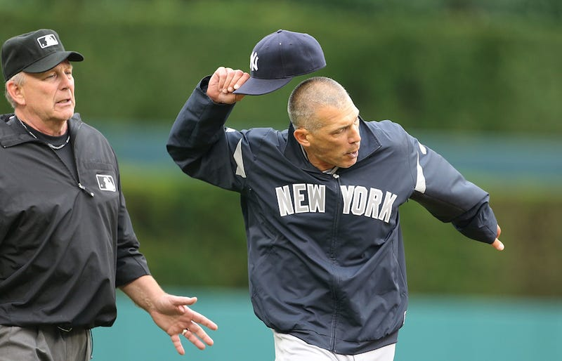Illustration for article titled Joe Girardi And Joel Sherman Had Themselves A Good Old Fashioned Bitchfest Last Night