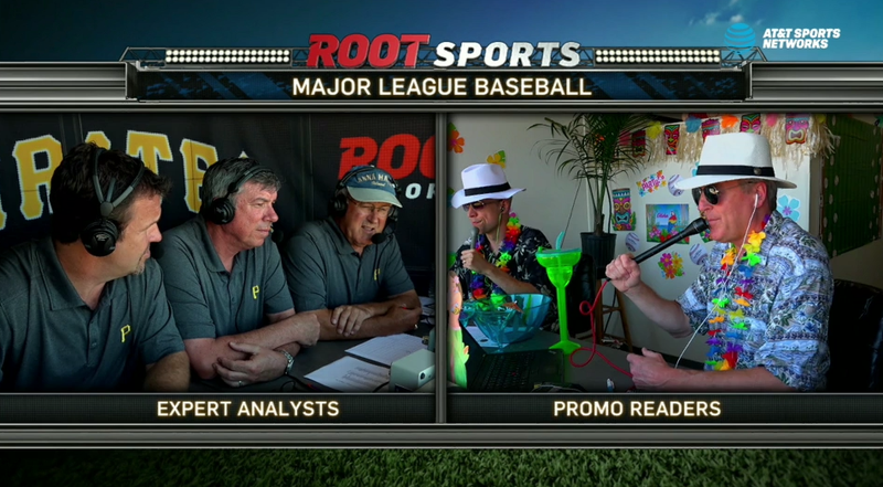 Illustration for article titled Internecine Broadcast Conflict Breaks Out During Pirates Spring Training Game