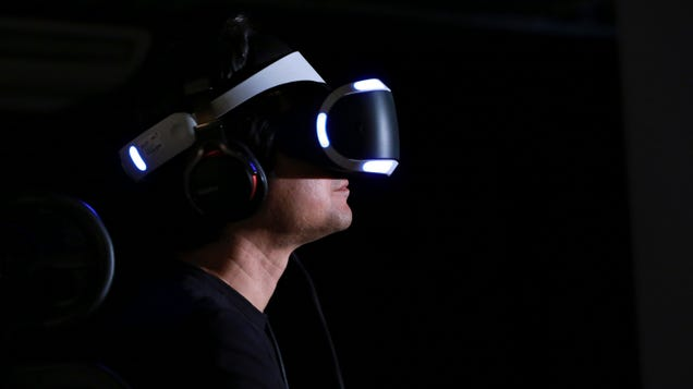 Sony Is Sure Selling a Lot of PlayStation VR Headsets