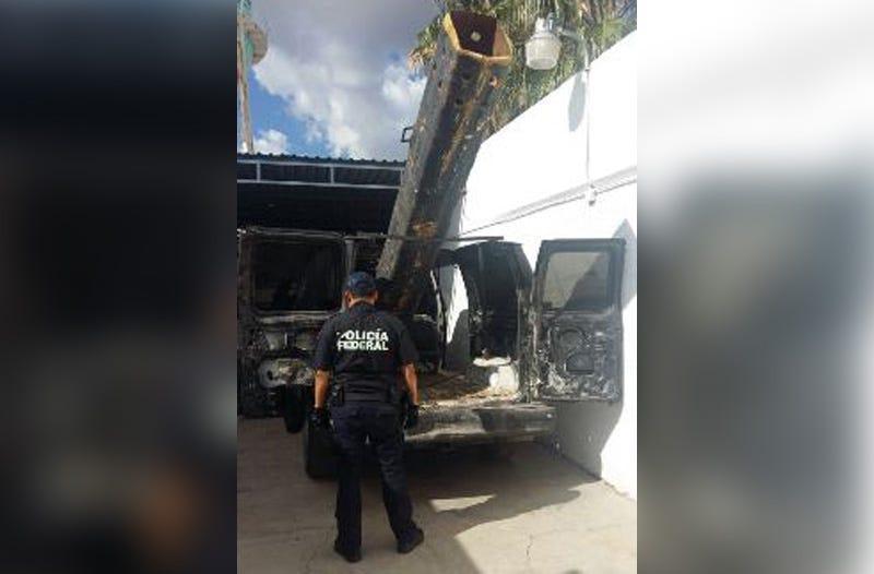 Photo: Comisión Nacional de Seguridad