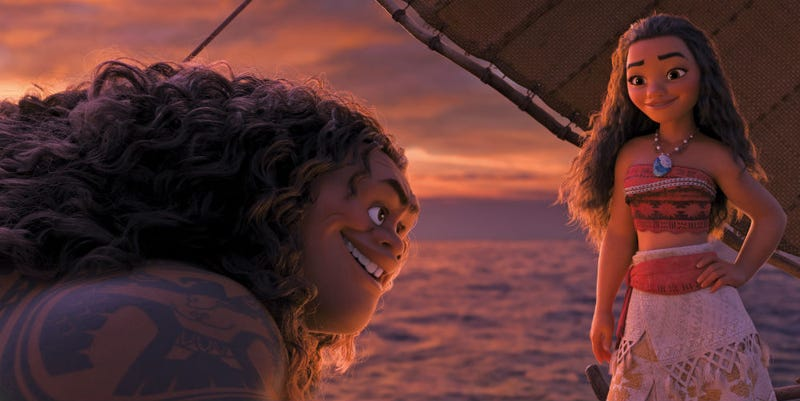 Illustration for article titled A Fight Was About to Break Out in This Song Cut From Moana