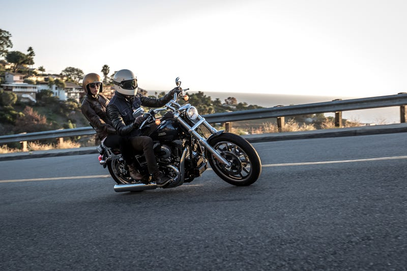Ride Review The Harley Davidson Dyna Low Rider Helped Me Get The