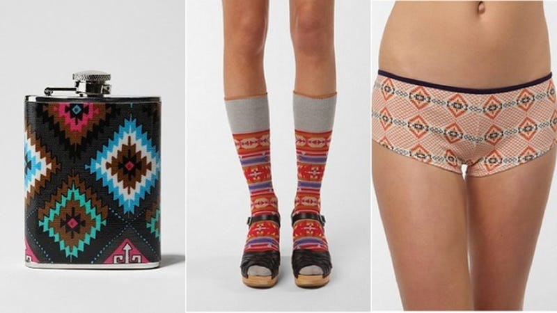 Illustration for article titled Navajo Nation Sues Urban Outfitters Over The 'Navajo Hipster Panty'