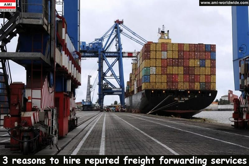 Illustration for article titled Ways to check the reliability of the freight forwarding services
