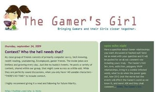 Illustration for article titled The Gamer's Girl Gives Dating Advice To Gamers