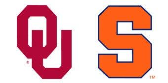Illustration for article titled NCAA Sweet 16: (2) Oklahoma vs. (3) Syracuse