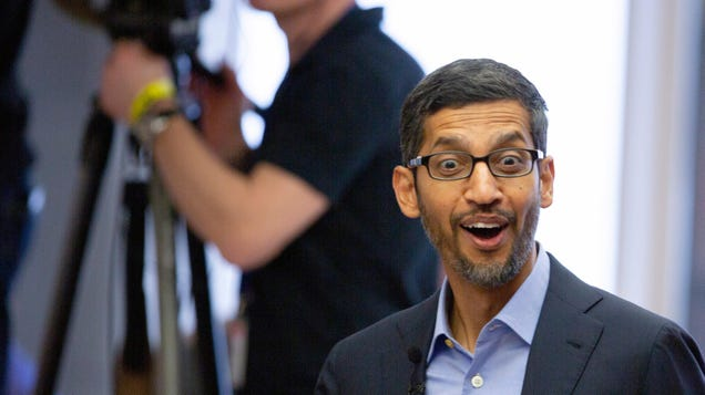 Google CEO Still Insists AI Revolution Bigger Than Invention of Fire