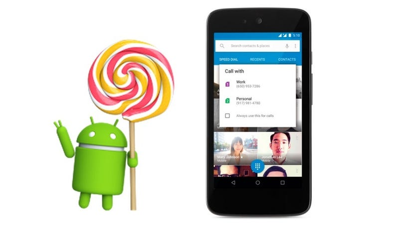 Illustration for article titled Google hace oficial Android Lollipop 5.1: ¿qué cambia?
