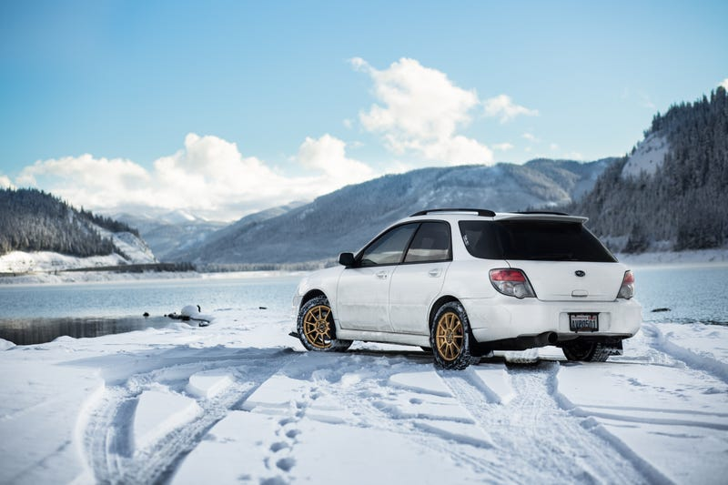 Your Ridiculously Awesome Subaru Wrx Wagon Wallpapers Are Here