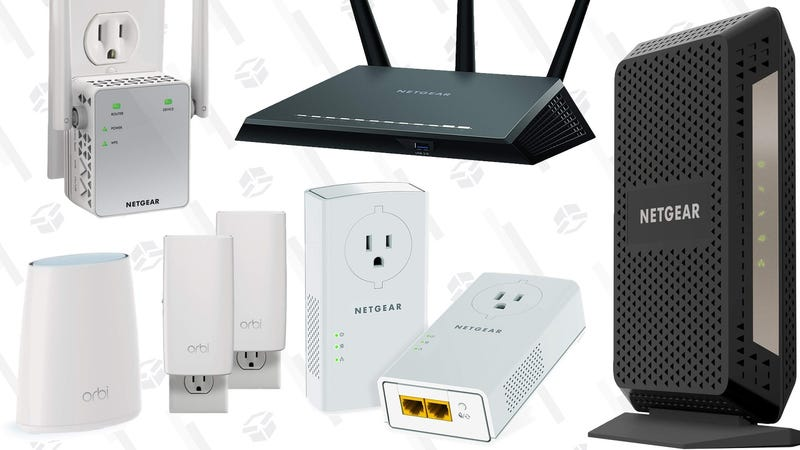 Netgear Gold Box | Amazon