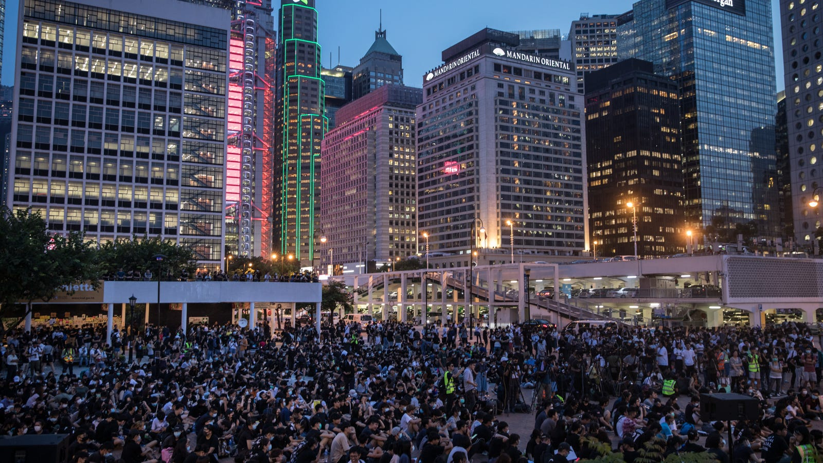 YouTube Dismantles 'Influence Operation' Targeting Hong Kong Protests, Avoids Discussing Its Reach