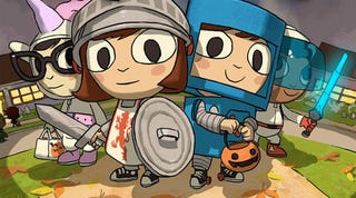 Illustration for article titled Costume Quest Goes On Extended Holiday With 'Grubbins On Ice'
