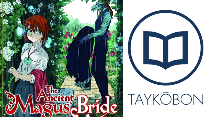 Illustration for article titled The Ancient Magus' Bride Vol. 2 - Manga Review