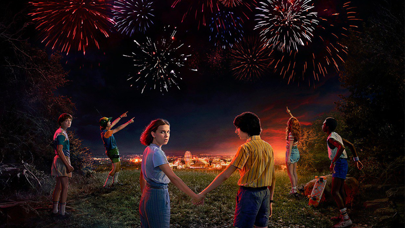 Stranger things season 3 releases july 4 2019 - Fourth of july live wallpaper ...