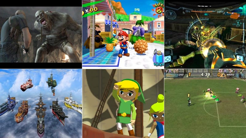 10 Gamecube Games That Should Be Downloadable On Wii U