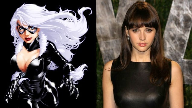 Actor From Spiderman Homecoming Silver And Black Cats