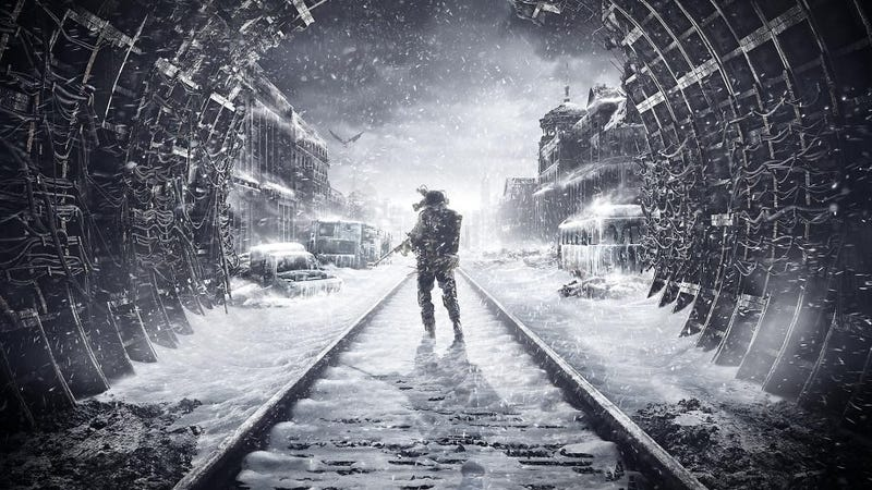 Illustration for article titled Valve Says It's 'Unfair' That Metro Exodus Is Exclusive To Epic Store